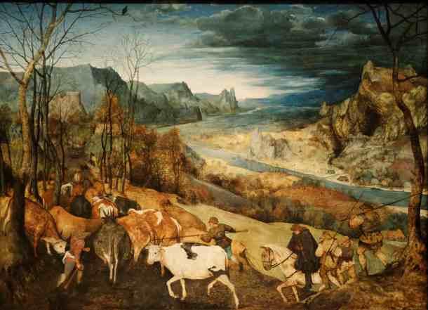 La_rentrée_des_troupeaux_Pieter_Brueghel_l'Ancien