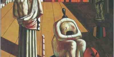 giorgio de Chirico, muses inquiétantes